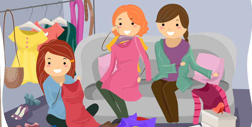 Host a Successful Clothing Swap