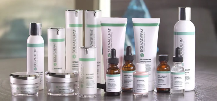 solvaderm products